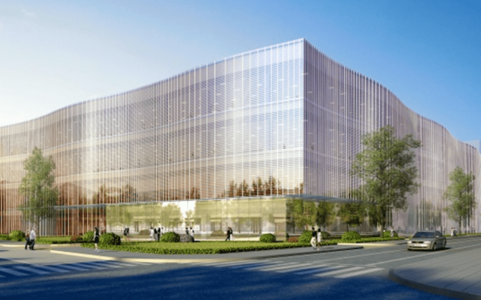 Apple's R&D center in Japan on track for March opening as cabinet secretary praises the company's efforts