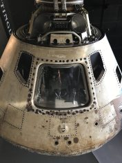 National Air and Space Museum - Apollo 11 Command Module