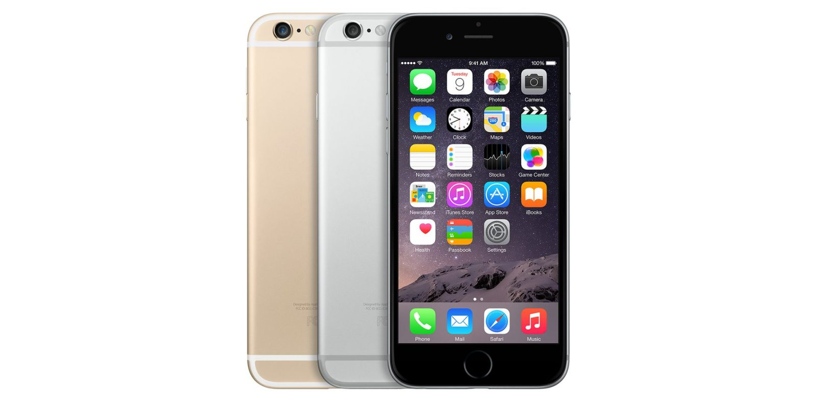 Special 32gb Iphone 6 Model Available In Spain Germany Italy And 5 Apple Certified Pre Owned More