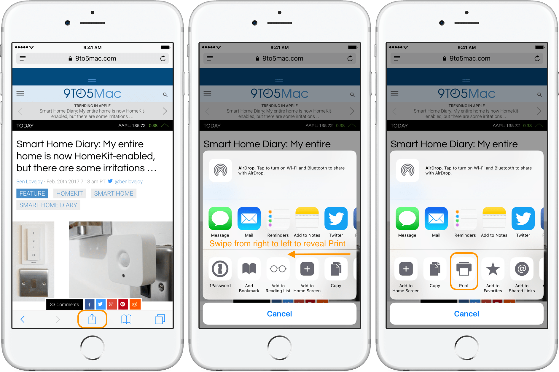 How To Print From Your Iphone And Ipad With Or Without
