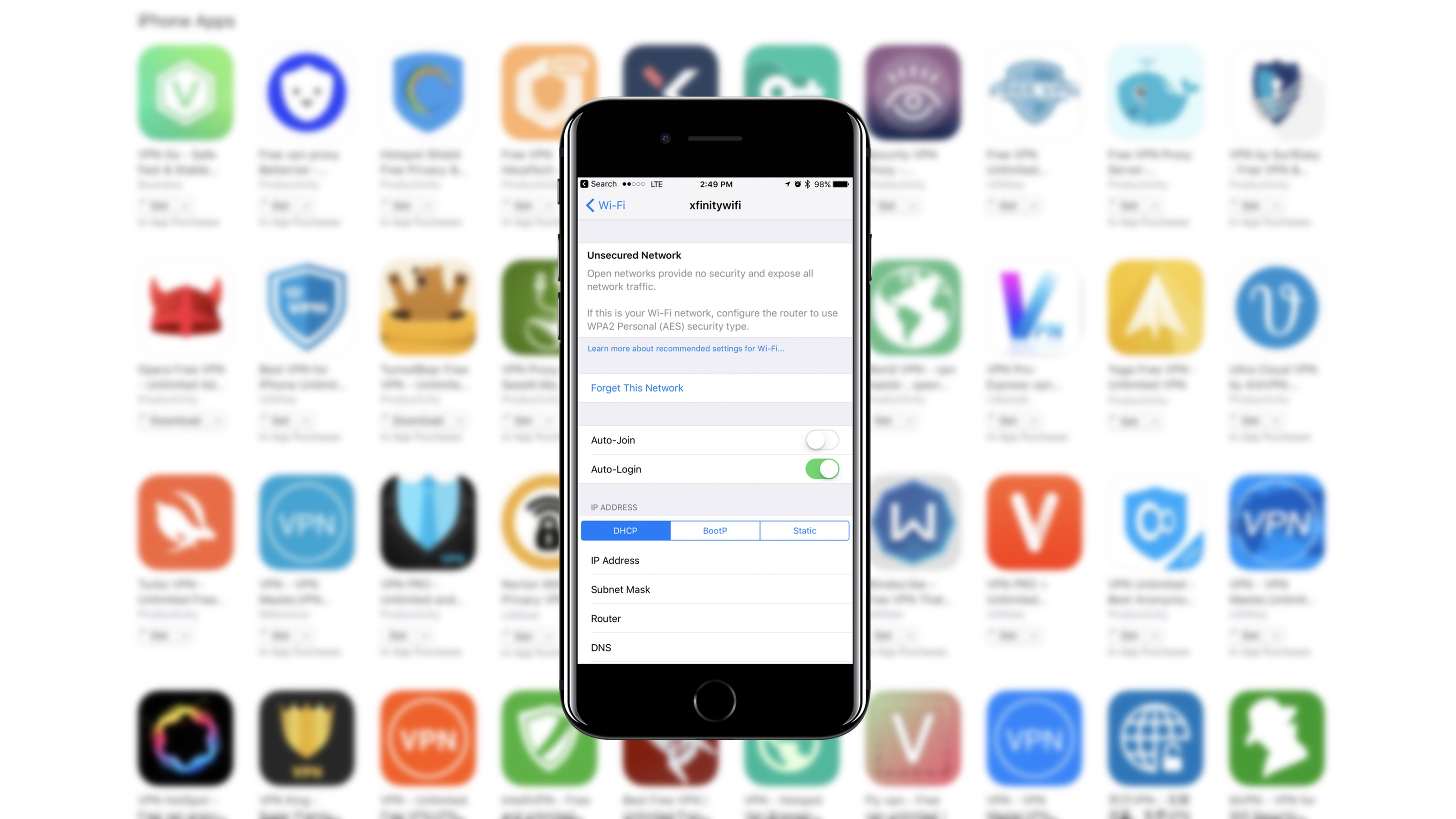 The Very Best VPN Apps for Your iPhone and iPad