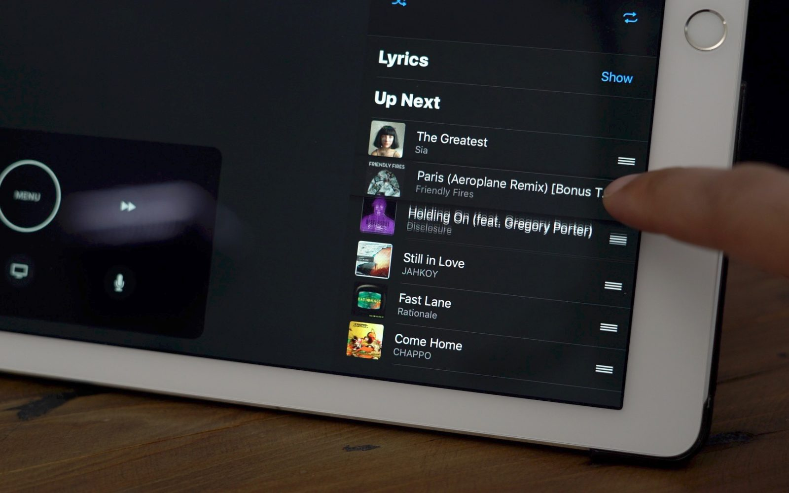 Hands-on with the updated Apple TV Remote app for iPhone and