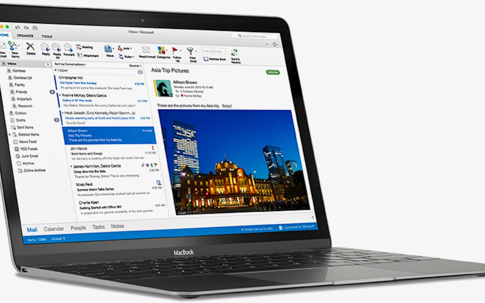 Microsoft bringing Google Calendar and Contact syncing