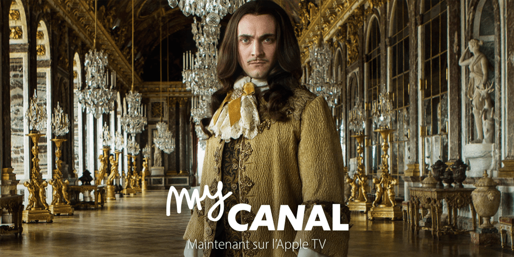 French myCanal service now available on Apple TV without decoder     French myCanal service now available on Apple TV without decoder  view four  channels at once