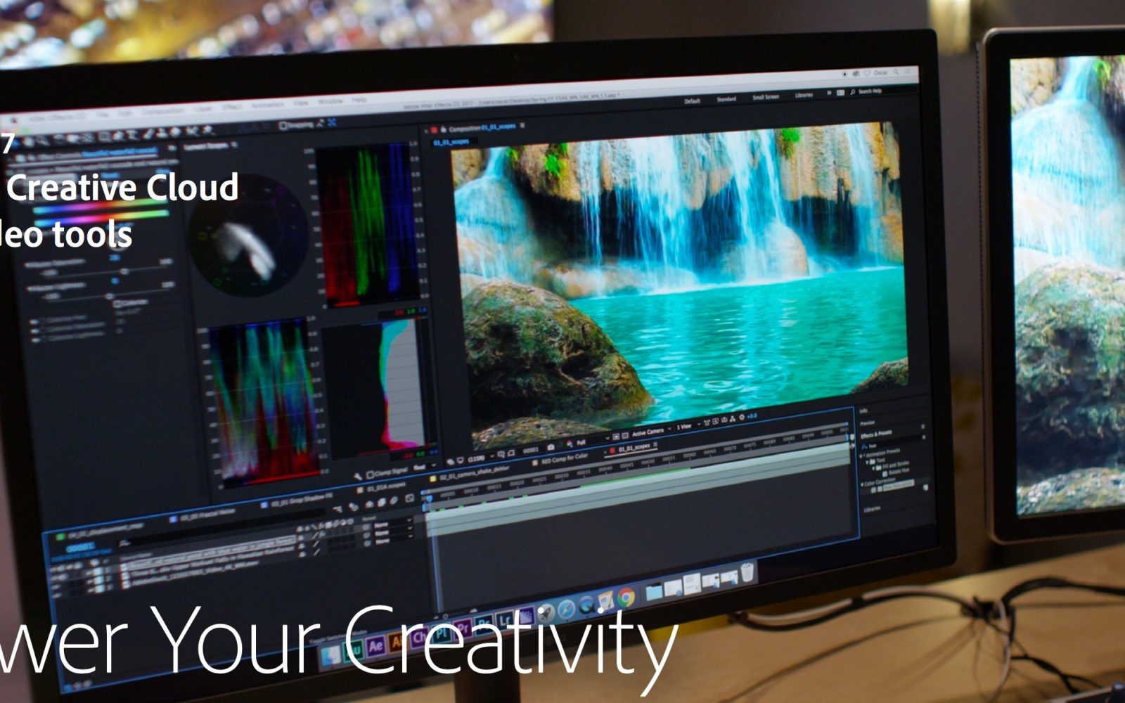 Adobe updates Creative Cloud video tools for pros ahead of