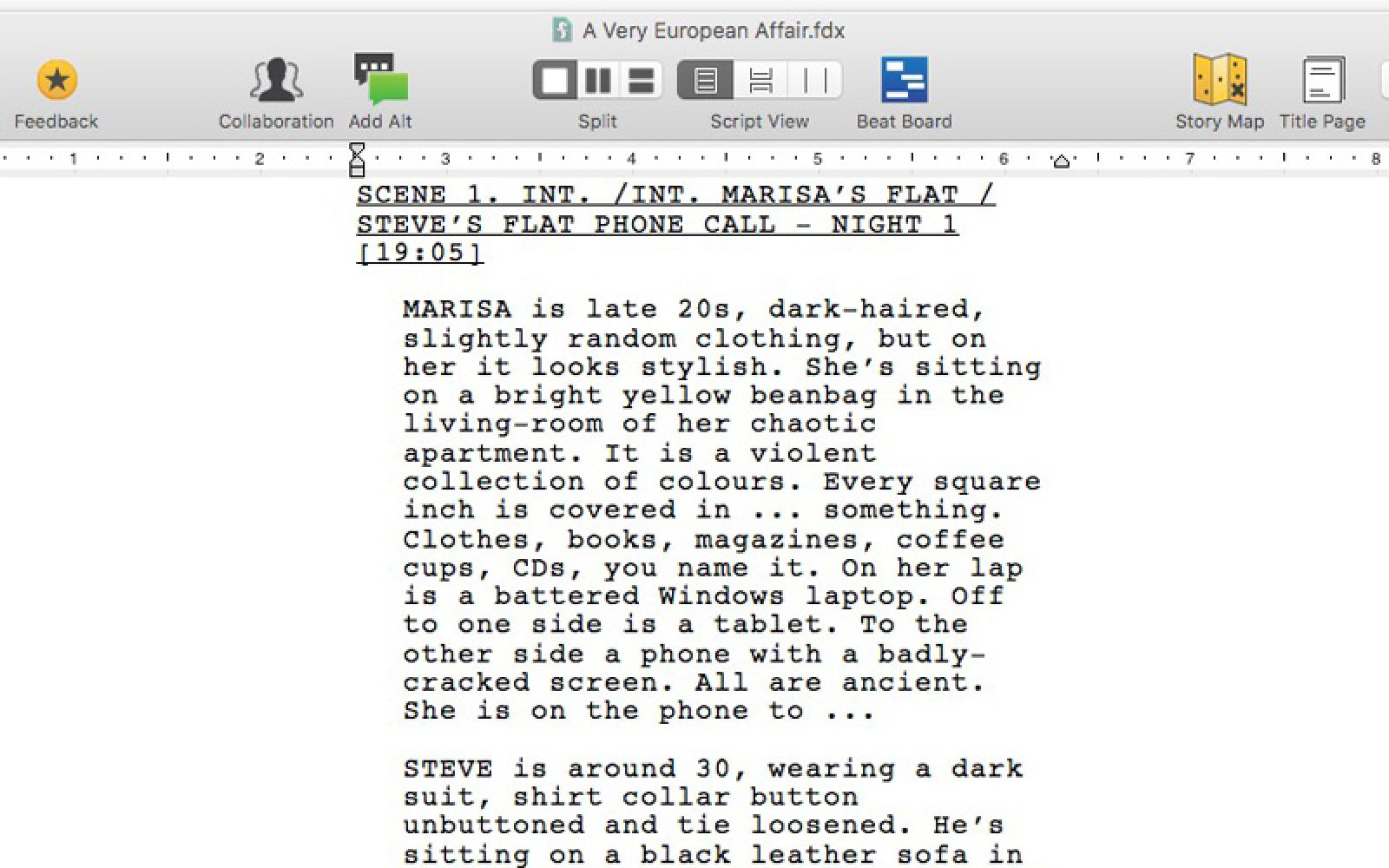 review final draft 10 the mac app that aims to make light work of