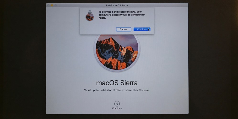 How to factory reset a Mac 11