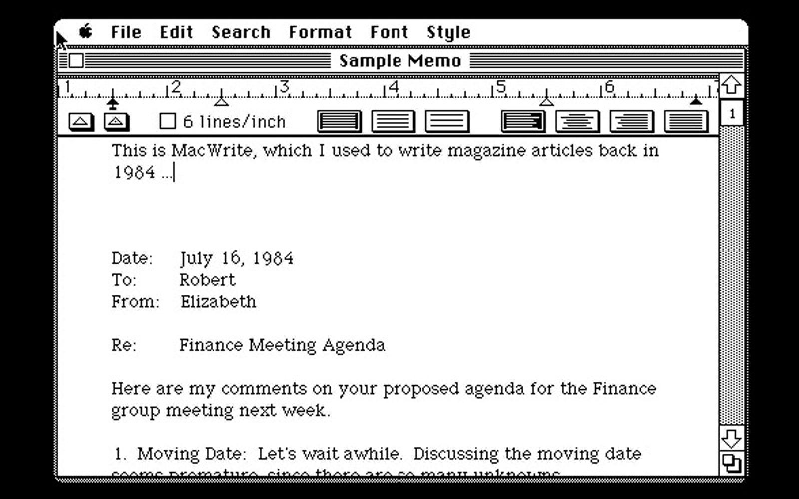 Original Macintosh emulator now available on the Internet