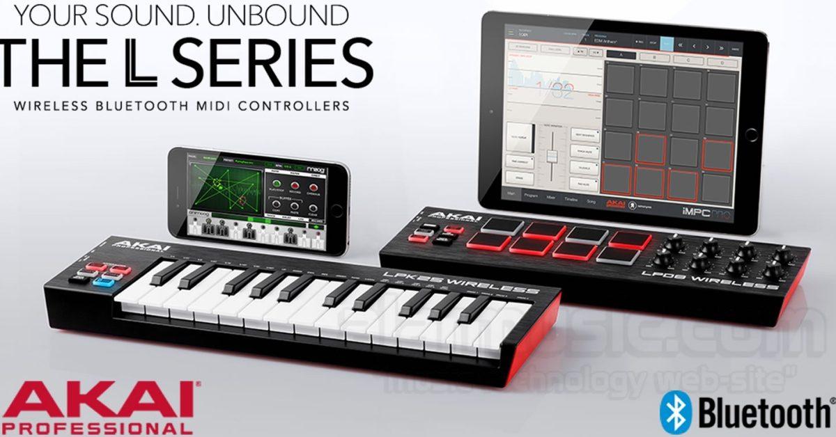 The Best Wireless Portable Bluetooth Midi Keyboards For Iphone Ipad Mac 9to5mac