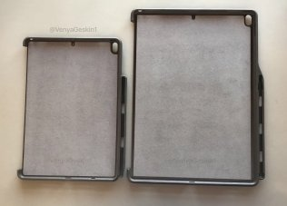 Purported fabric cases for new 2017 iPad Pros