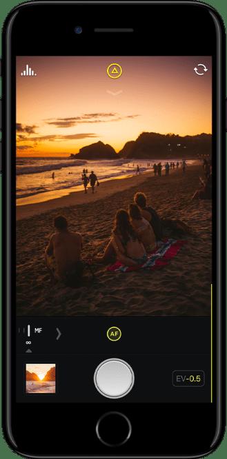 Halide iPhone app 2