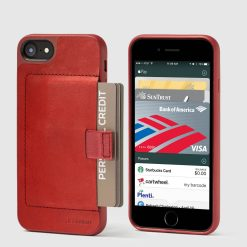 Wally Case Red