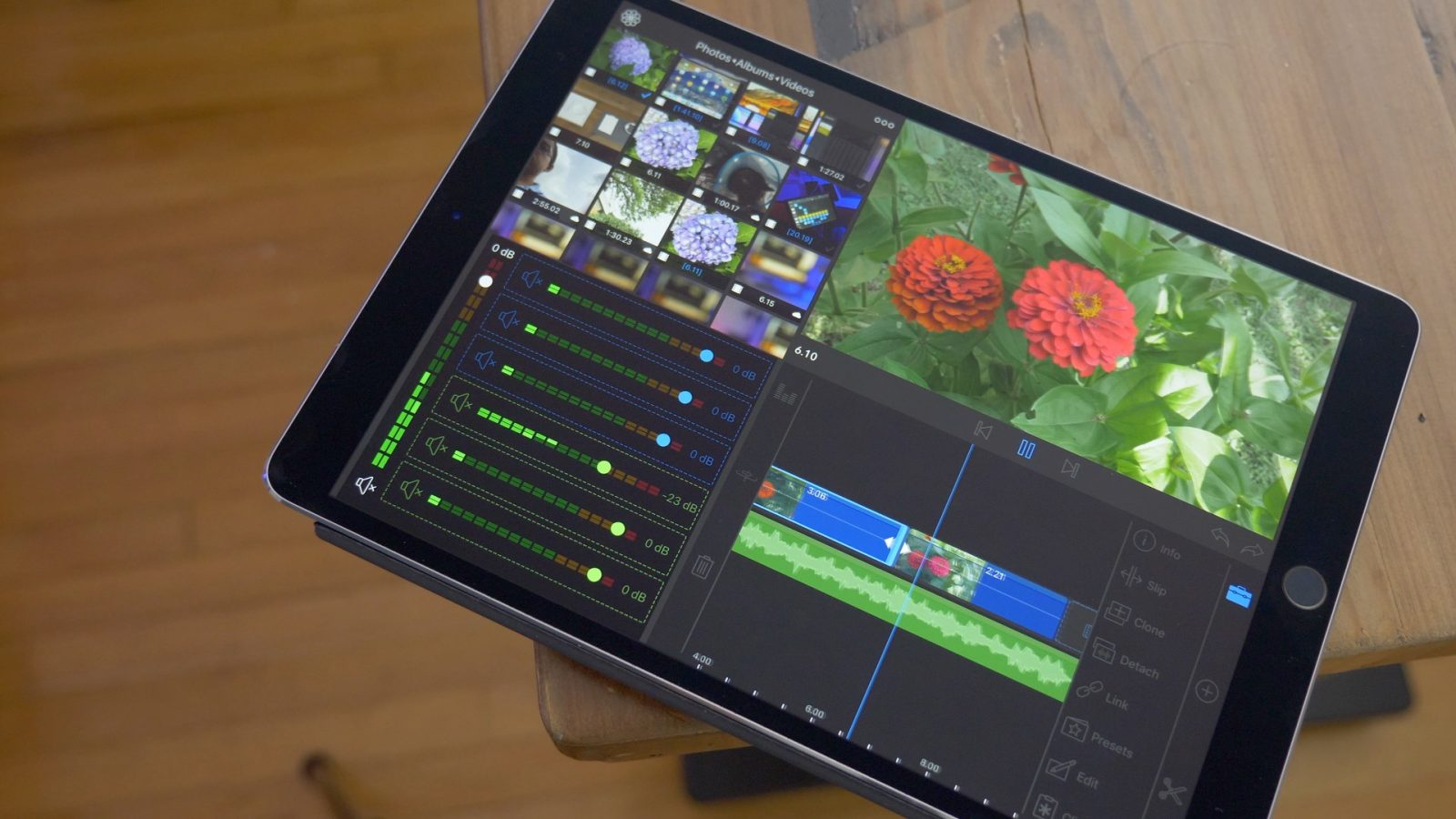 Hands-on: LumaFusion - this is the iPad video editing app we