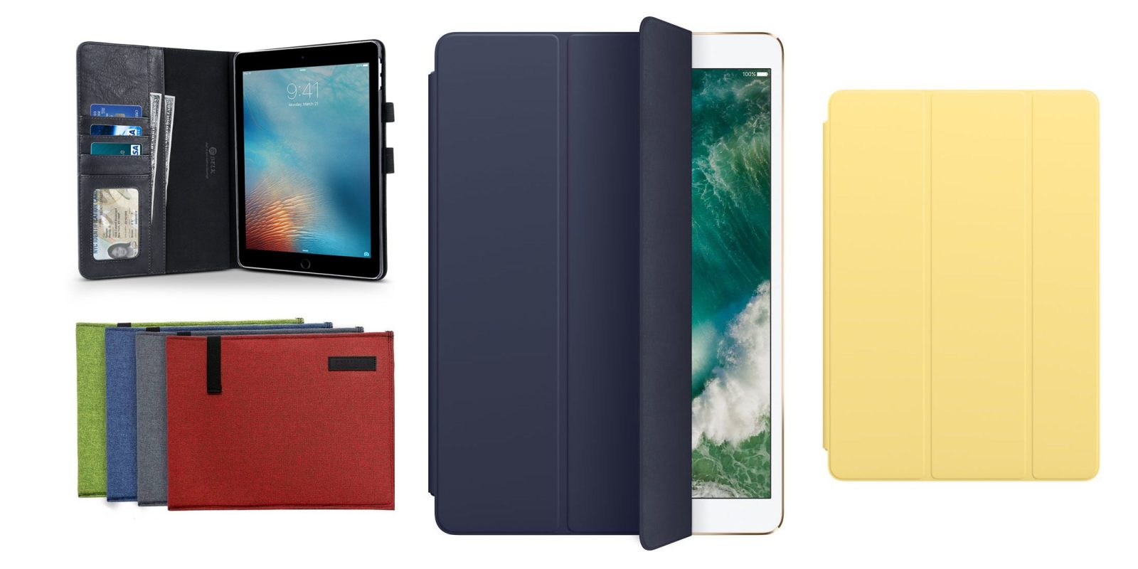 Best iPad Pro 10.5-inch Leather Cases in 2019 - iGeeksBlog