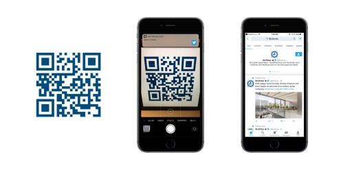 iOS 11 QR Codes Twitter