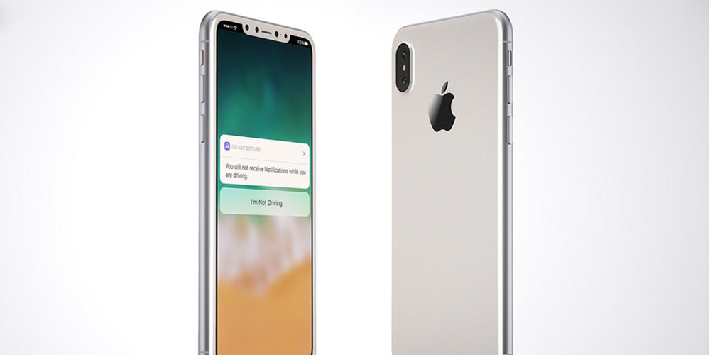 Report: iPhone 8 not shipping until late 2017, no white color option