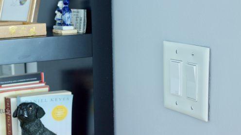 Decora Smart Switch in Kitchen