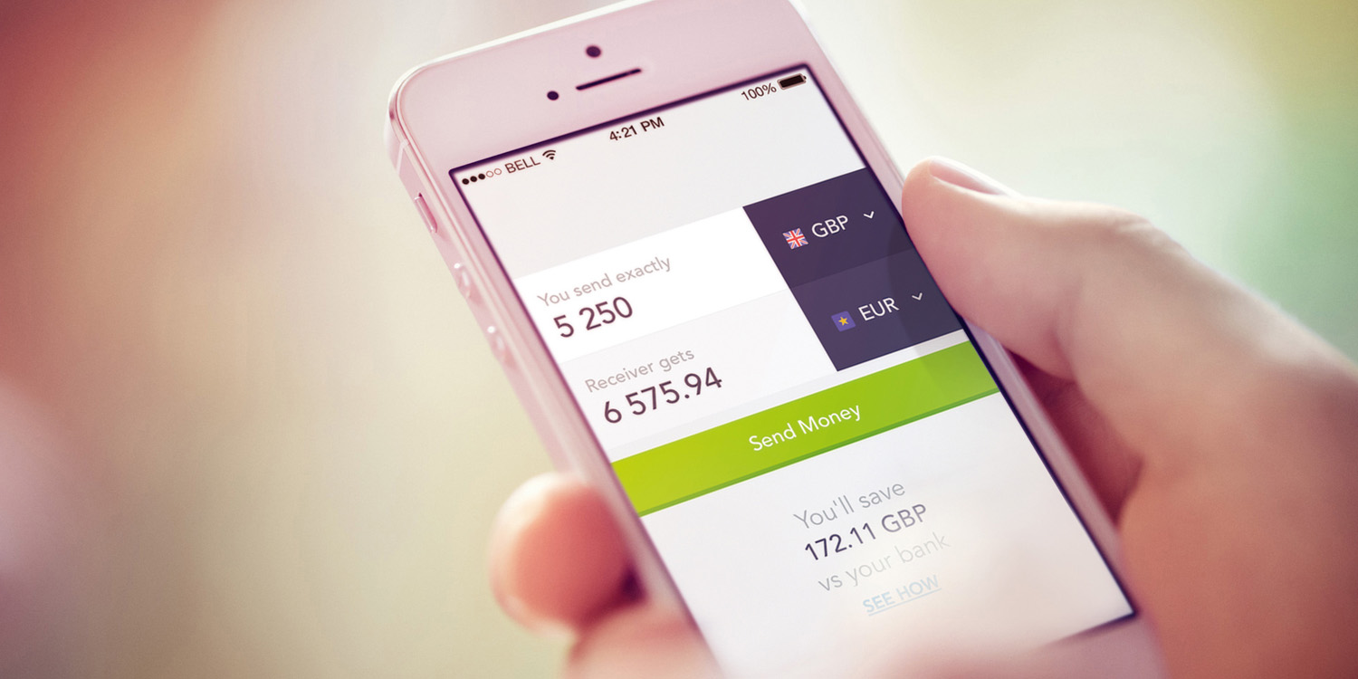 Transferwise To Let You Use Apple Pay Send Money Internationally Wiring From China Us Usa Elsewhere