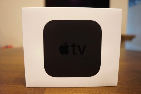 Apple TV 4K setup 2