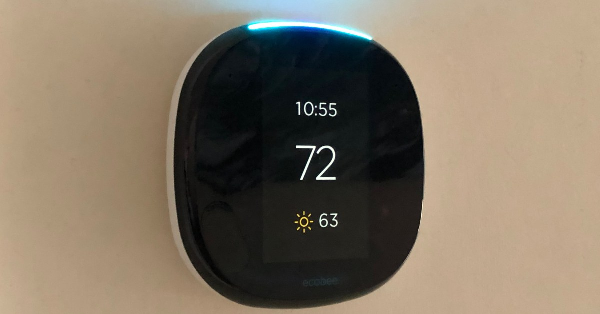 Diagram Review Ecobee4 Packs Alexa And Google Home Control In A