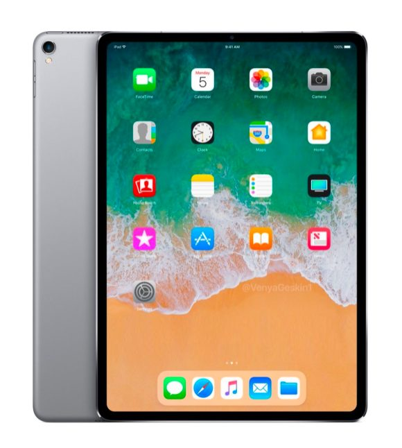 Geskin iPad Pro 2