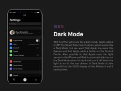 2 iOS 12 wishlist dark mode