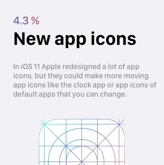 9 iOS 12 wishlist app icons