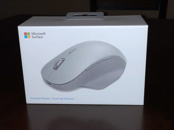 Microsoft-Precision-mouse-mac