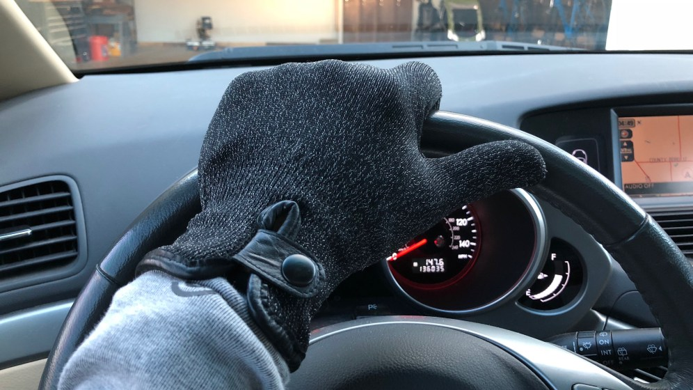 Mujjo Double Layer Touchscreen Gloves 3