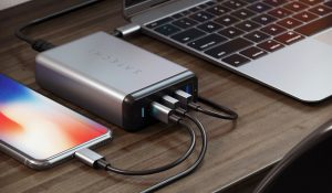 Satechi USB-C Charger (4 ports)