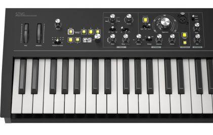 Waldorf STVC String Synthesizer & Vocoder-3