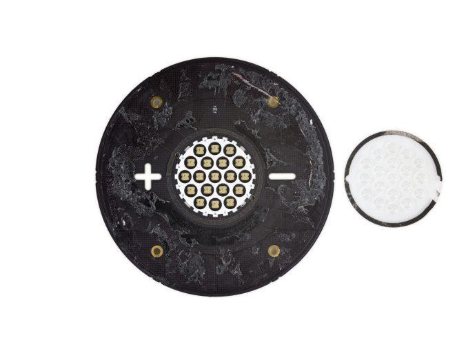 HomePod LED array