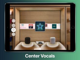 HomePod Center Vocals