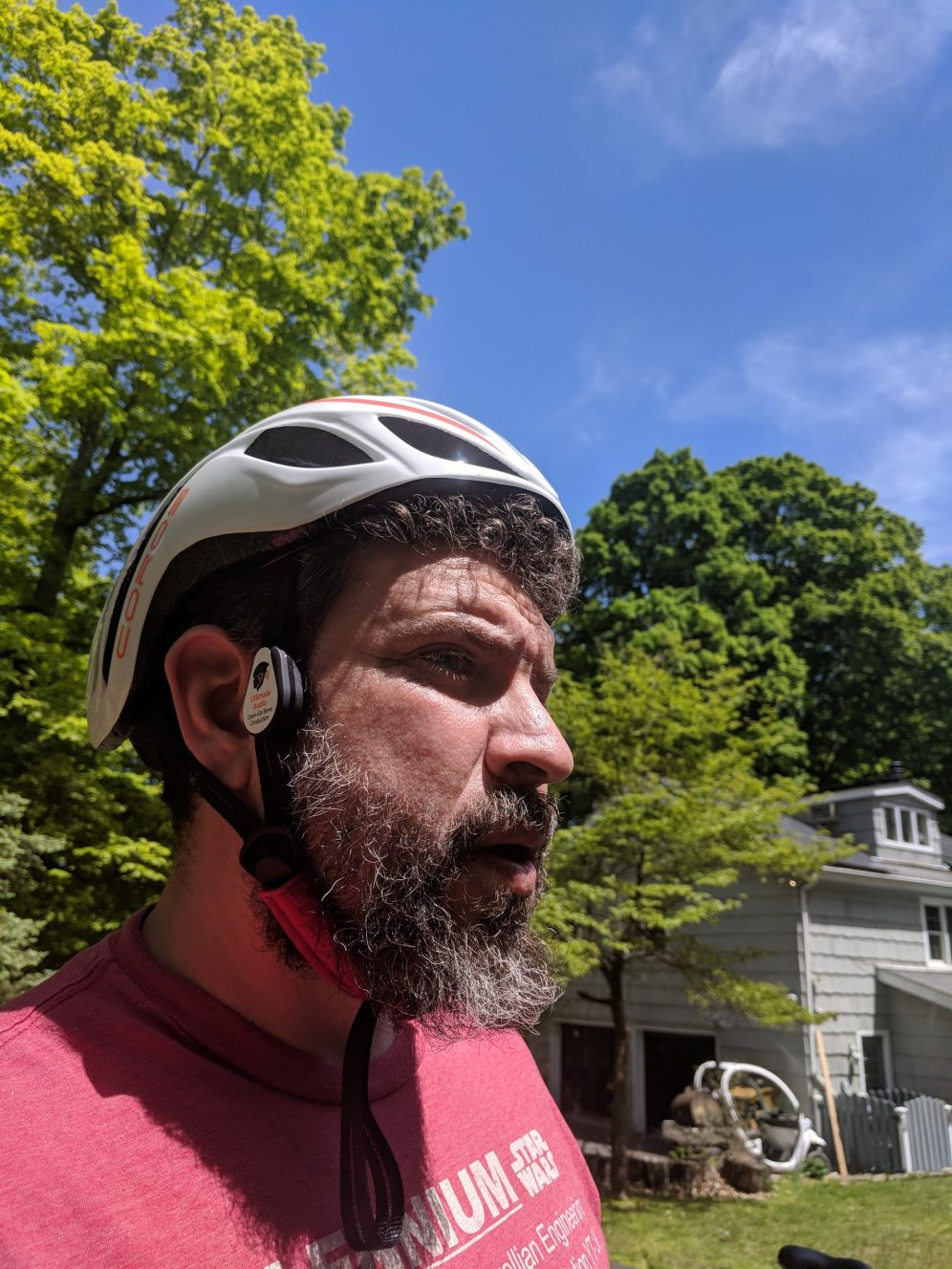 Coros-bluetooth-bike helmet-review