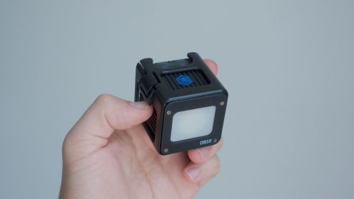 Lume Cube with diffuser
