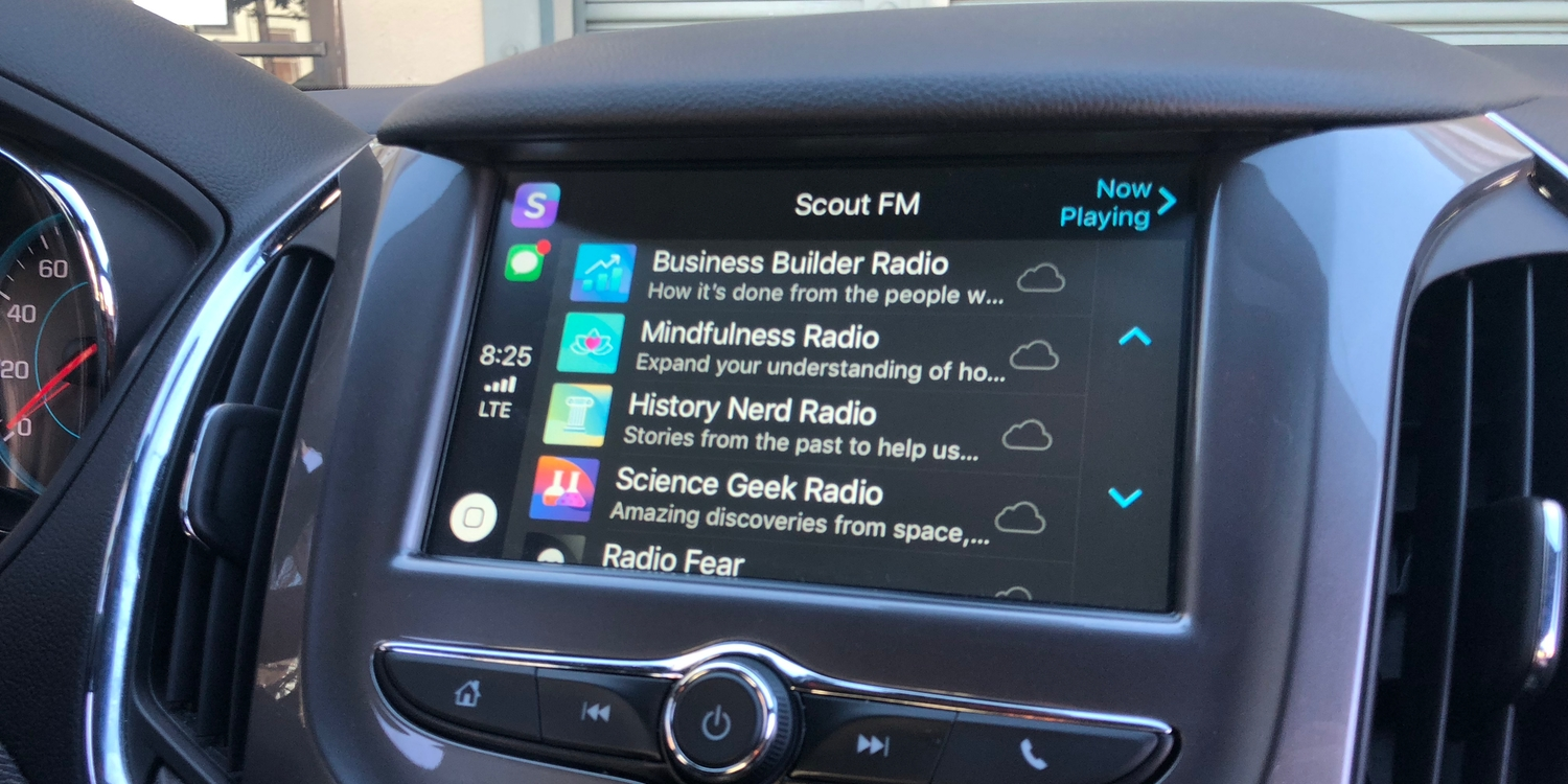 Apple acquires Scout FM app that transforms the podcast experience with smart stations