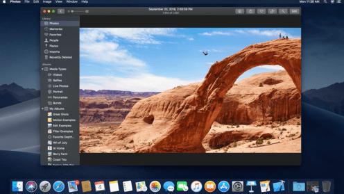 WWDC 2018 macOS 10.14 11.40.02