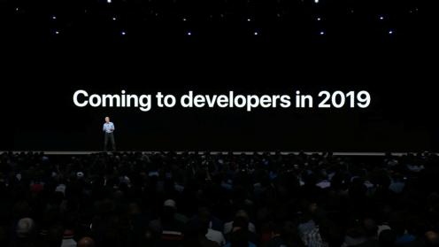 WWDC 2018 macOS 10.14 12.09.01