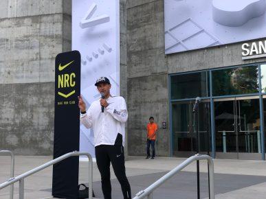 WWDC Run with Nike Run Club 7