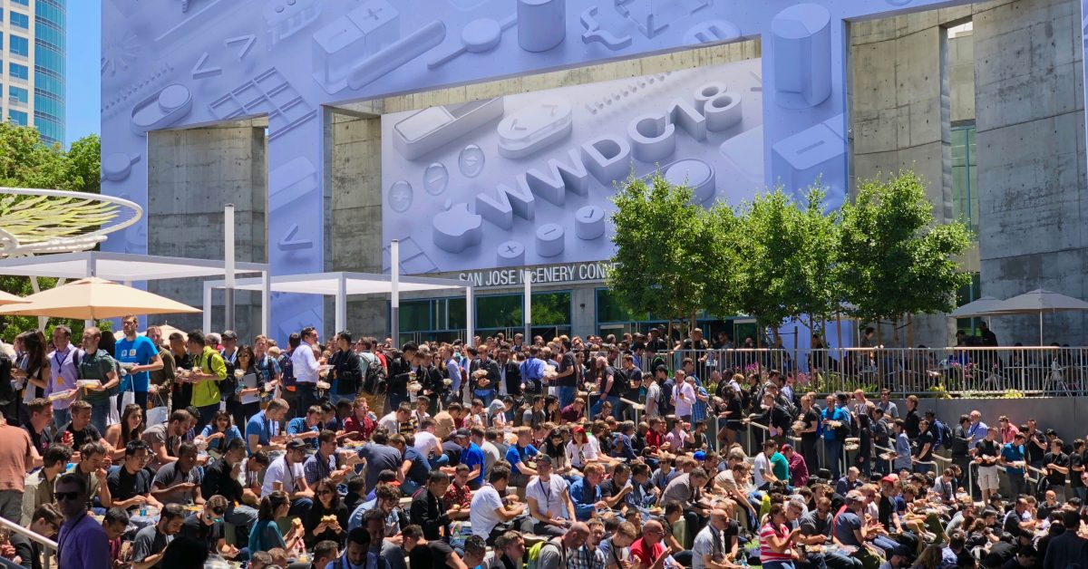 photo of Apple surveys developers on in-person vs virtual events as WWDC 2021 wraps up image