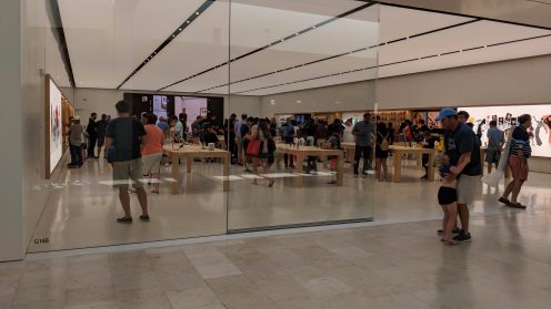 CLT Apple Store - 3.