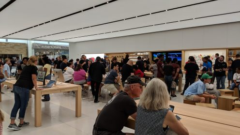 CLT Apple Store - 5.