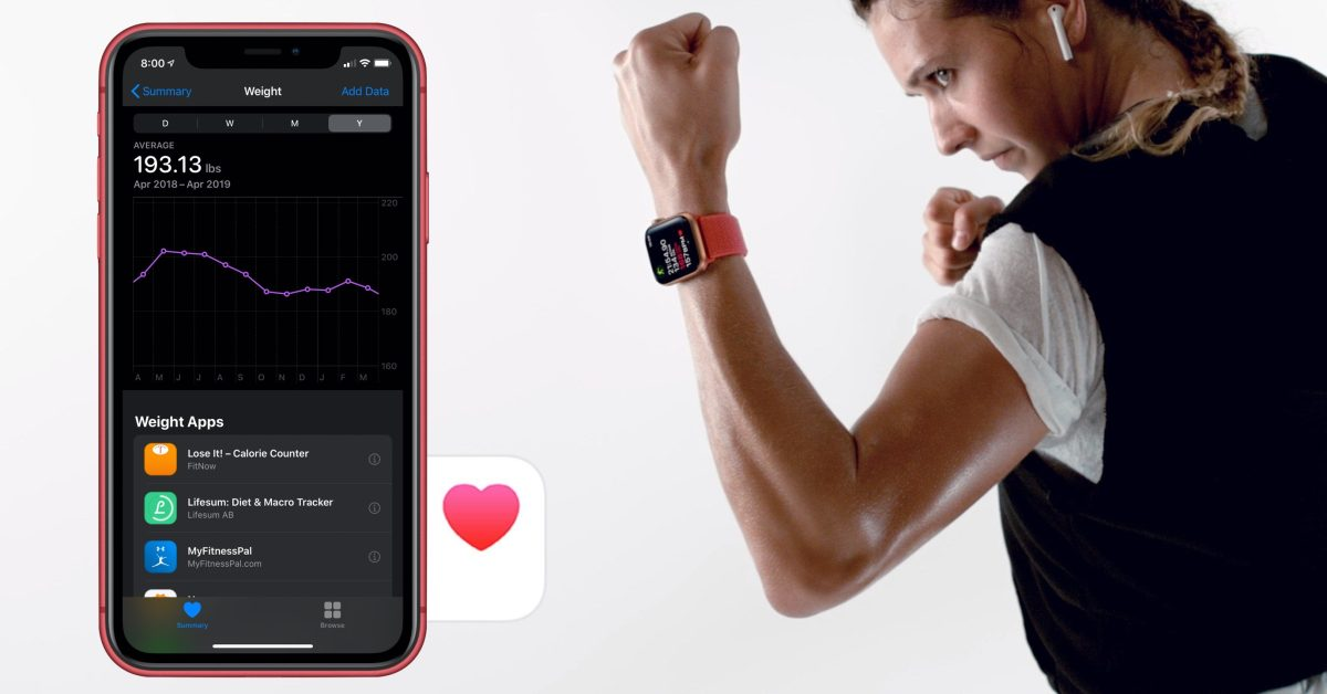 [Update: March 2021] Working out with Apple Watch? These smart scales sync weight with iPhone - 9to5Mac