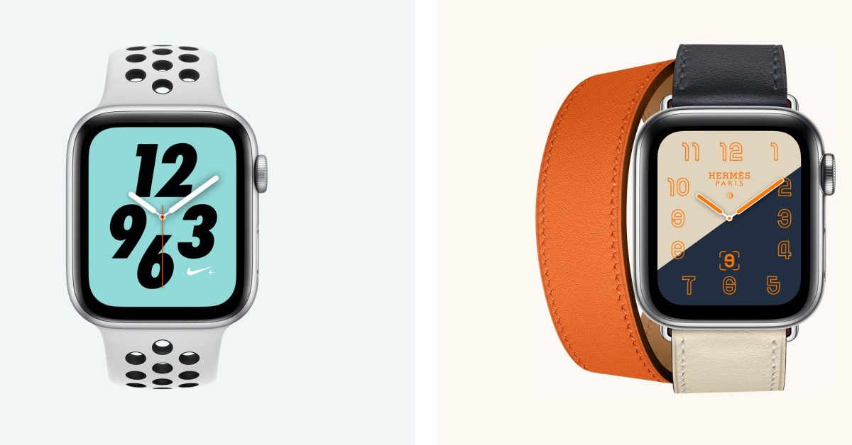 Ensangrentado borde implícito  Which Apple Watch should you buy? Here's how Series 4 compares - 9to5Mac