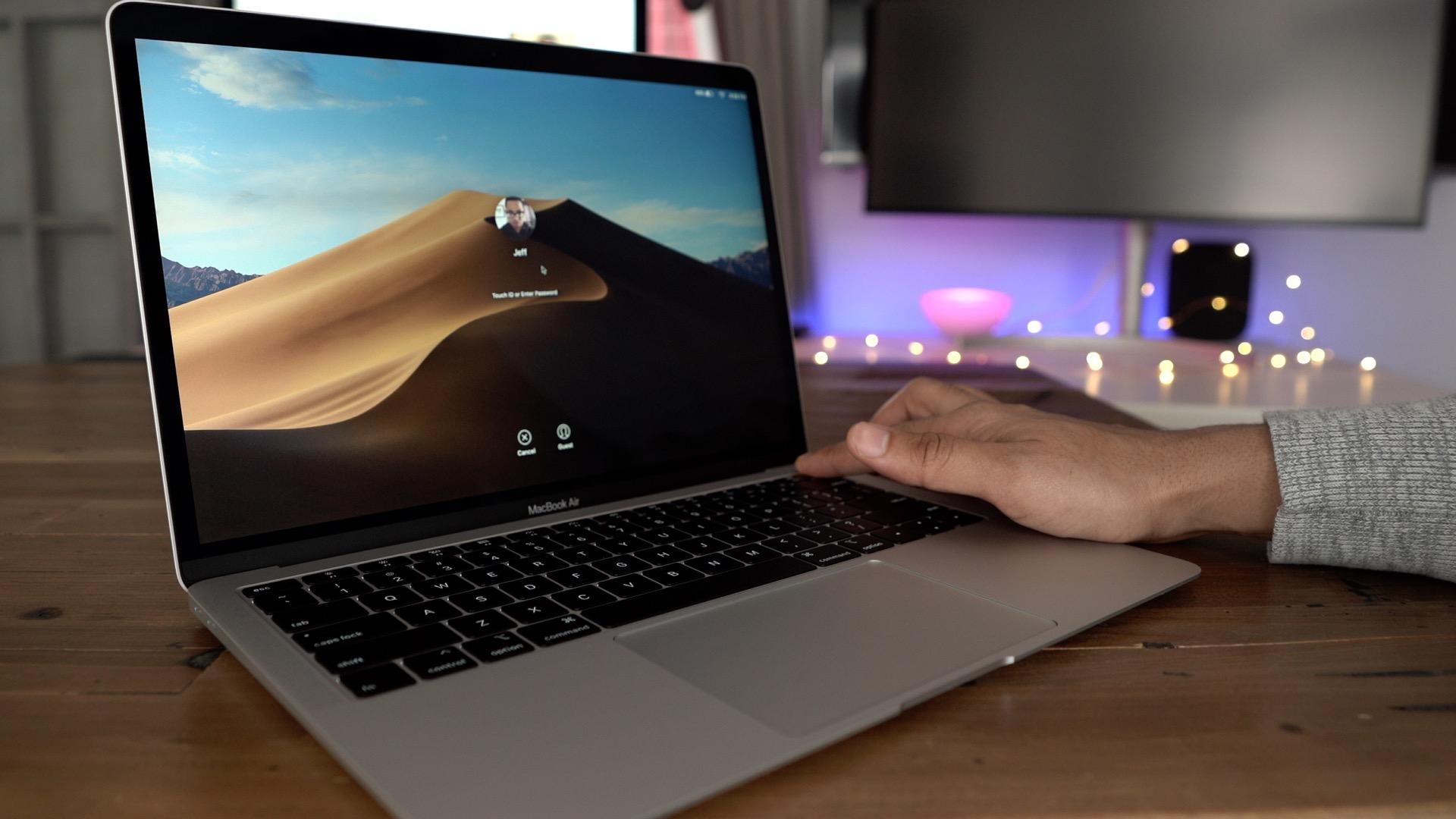 Apple Releases 2019 Retina Macbook Air With True Tone