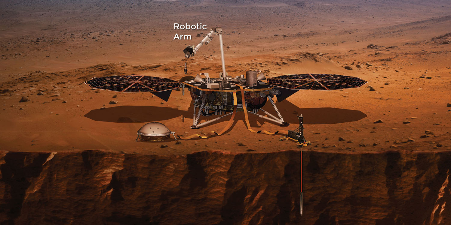 Watch the Insight Mars landing live online - 9to5Mac