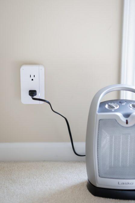 HomeKit dual smart plug