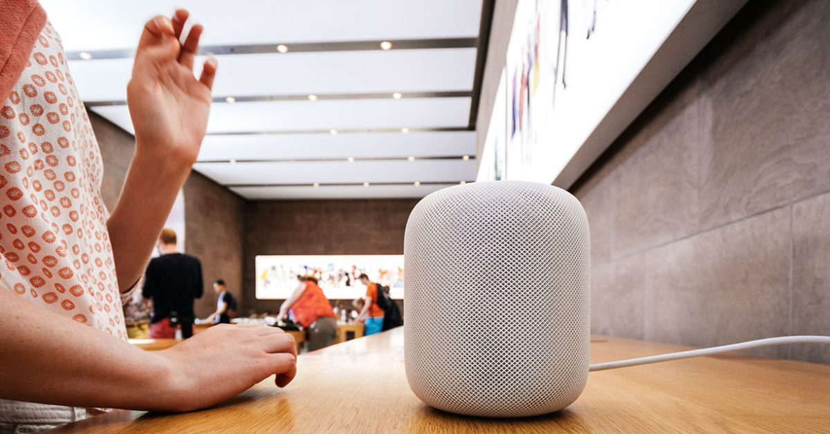 photo of Apple discontinues original HomePod image