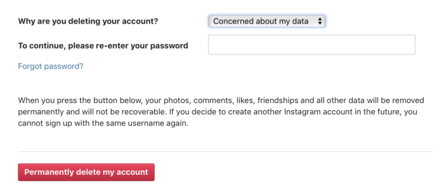 How to delete or temporarily disable your Instagram account - 24to24Mac