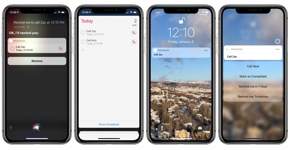 How to create handy shortcuts for call reminders on iPhone, iPad, and Mac - 9to5Mac